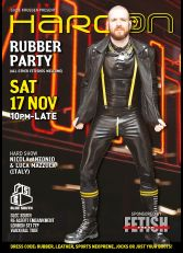 Hard On - Rubber party