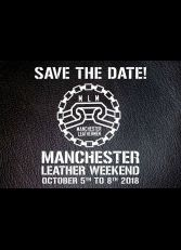 Manchester Leather Weekend 2018