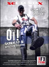 OÏ ! Skinhead & Bastard Party