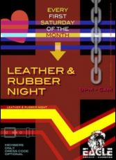 Leather & Rubber Night