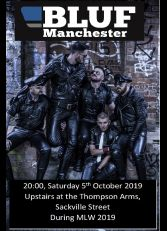 Bluf Manchester Leather social