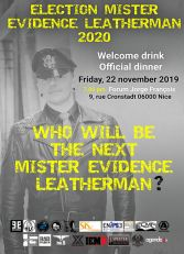 Election Mister Evidence LeatherMan 2020