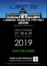Lisbon Meets fetish 2019