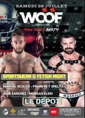 Woof #2 (Men Only Party)