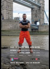 Pride in London - Walk with Recon