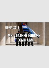Roma 2019 – Mister Leather Europe & ECMC AGM