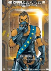 Election Mr Rubber Europe 2018