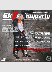 Sk8erboy Party (additional date)